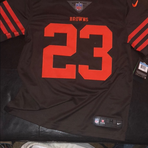 competitive price f5a66 bdbf3 New Nike Joe Haden Cleveland Browns Jersey NWT